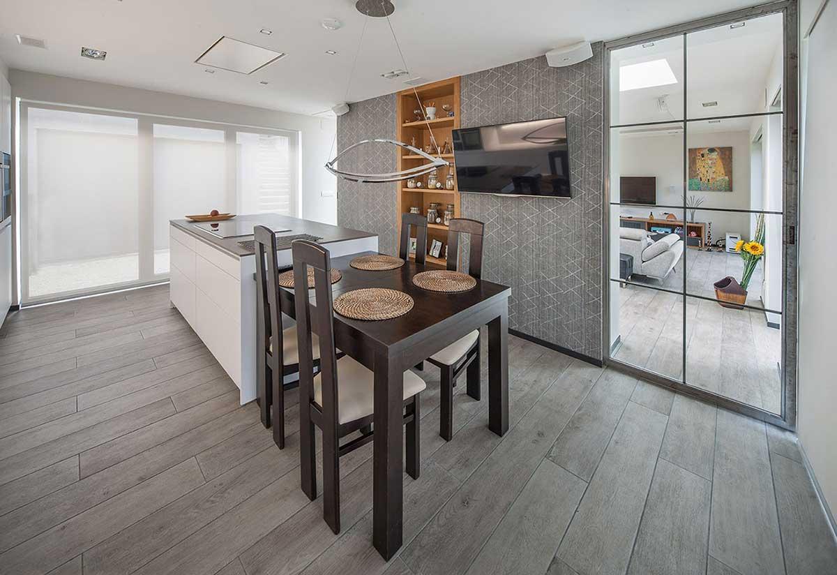 Dettaglio della cucina - mekkit3D